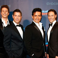 Il Divo Takes Broadway's A Musical Affair On Tour