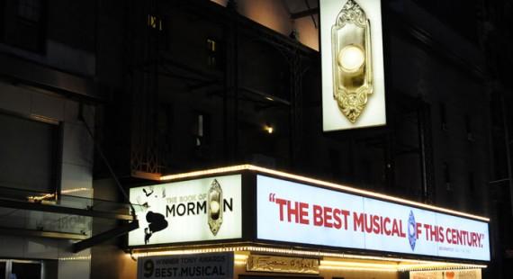 Book of Mormon at Eugene O'neill Theatre