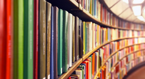 Books at Library